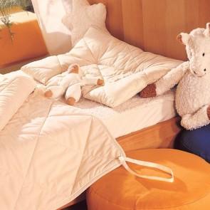 Baumwoll Baby- und Kinderkissen LENA